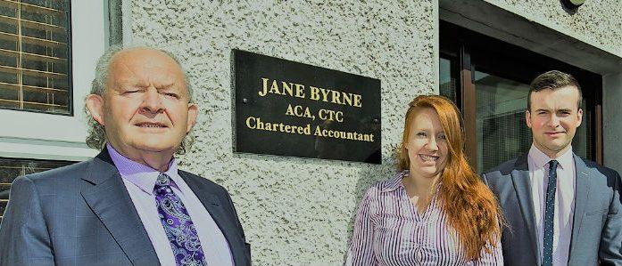 Accountants Jane Byrne